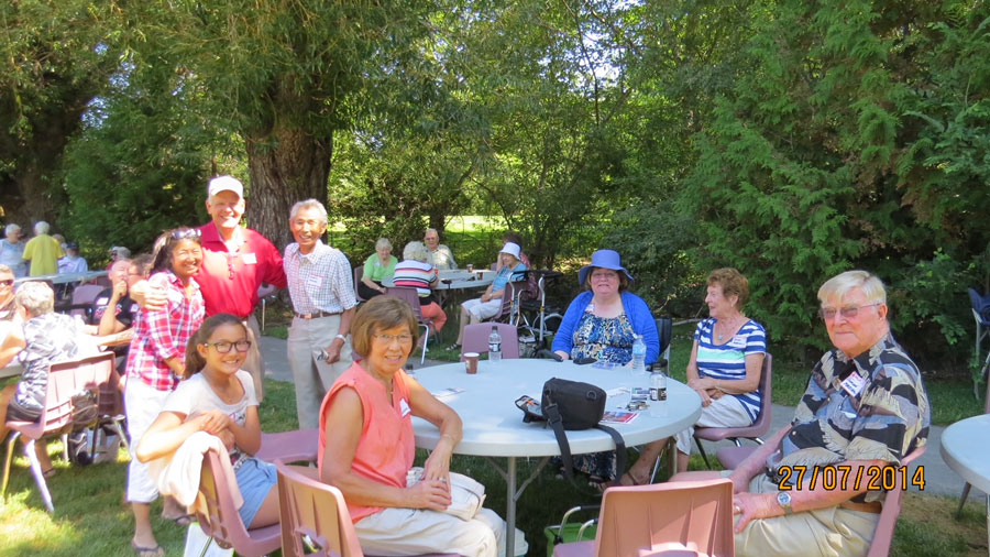 Kelowna Branch Pioneer Picnic July 2014