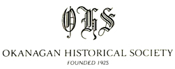 Okanagan Historical Society logo